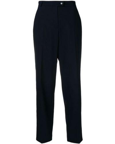 Прямые брюки - синие Vanessa Seward