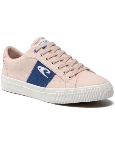 Sneakersy - różowe O'neill