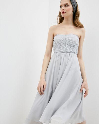Вечернее платье - серое Patrizia Pepe