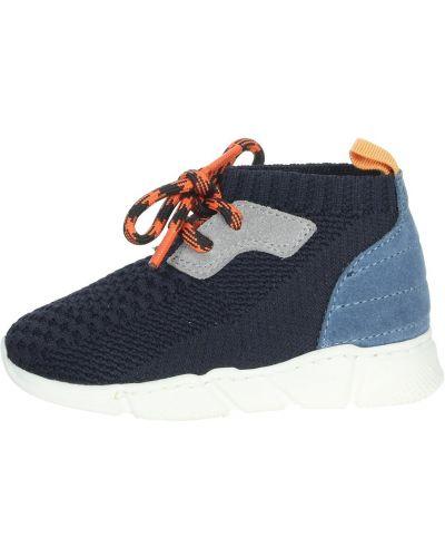 Niebieskie sneakersy Florens