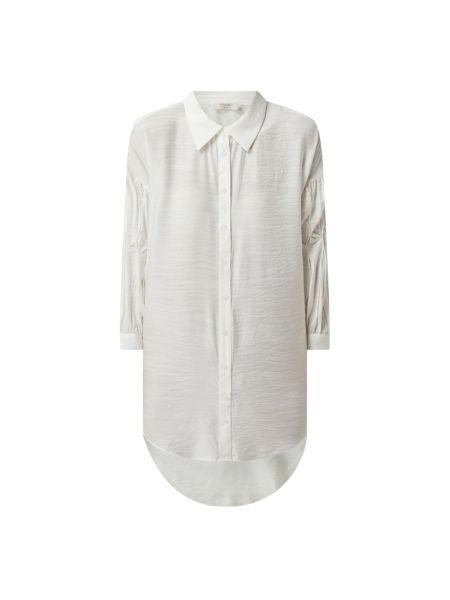 Bluzka z wiskozy - biała Cream