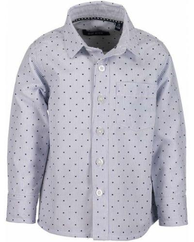 Рубашка хлопковая с карманами Blue Seven