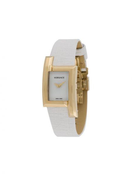 Zegarek biznes biały Versace