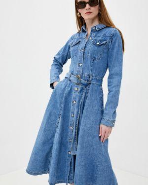Джинсовое платье Tantra
