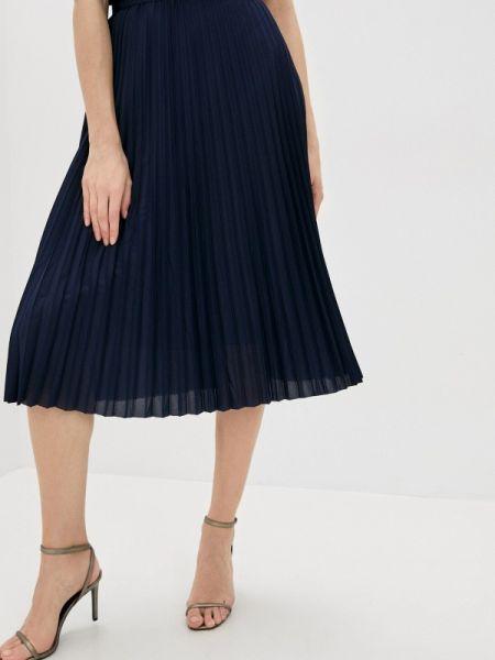 Синяя юбка Marks & Spencer