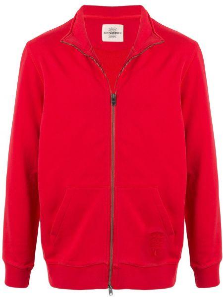 Sweter bawełniany z długimi rękawami Kent & Curwen