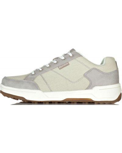 Кожаные ботинки кожаные на шнуровке Outventure