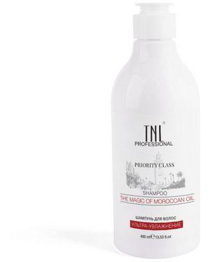 Шампунь для волос очищающий увлажняющий Tnl Professional