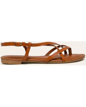 Sandały piasek Answear
