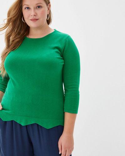 Джемпер весенний зеленый Madeleine