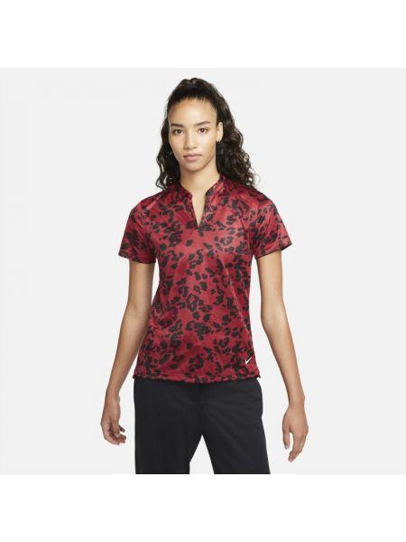 T-shirt z printem - czerwona Nike