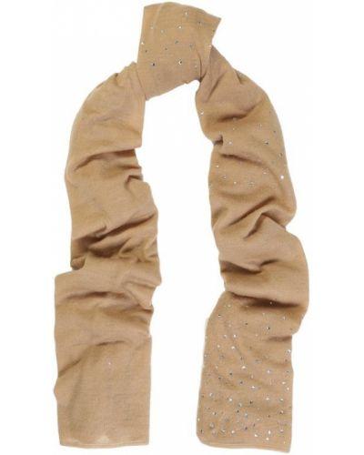 Бежевый платок со стразами Vintage Shades