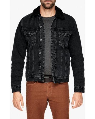 Джинсовая куртка осенняя S.oliver