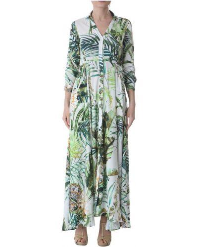 Zielona sukienka Aglini
