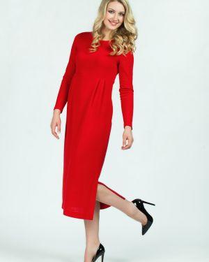 Платье со складками платье-сарафан Zip-art