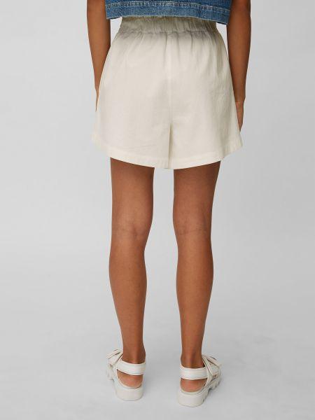 Джинсовые шорты - белые Marc O'polo Denim