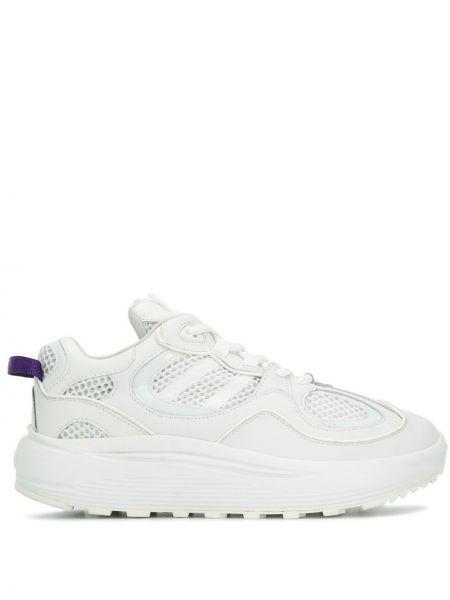 Sneakersy białe z siatką Eytys