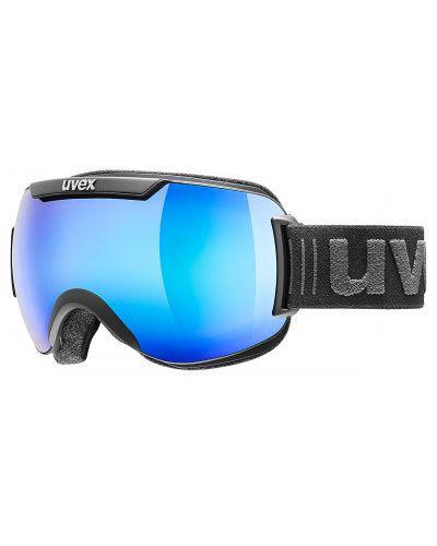 Голубая маска для рук Uvex