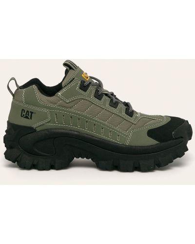 Кожаные кроссовки Caterpillar