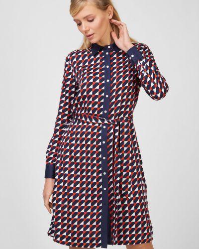 Платье-рубашка Gant