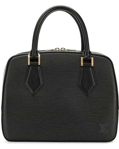 Черная сумка-тоут круглая Louis Vuitton Pre-owned