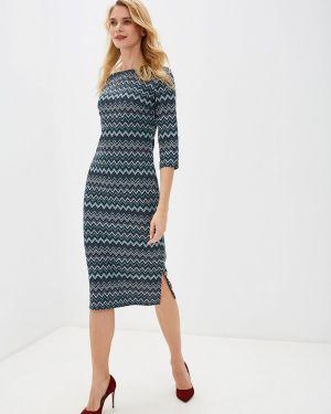 Платье вязаное осеннее Likadis
