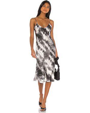 Платье миди на бретелях шелковое Nili Lotan