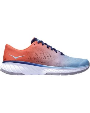 Niebieskie sneakersy Hoka