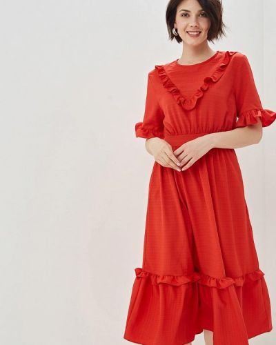 Платье - красное Sister Jane