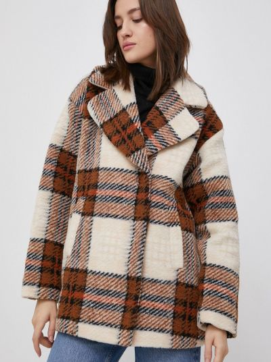 Шерстяное пальто Y.a.s