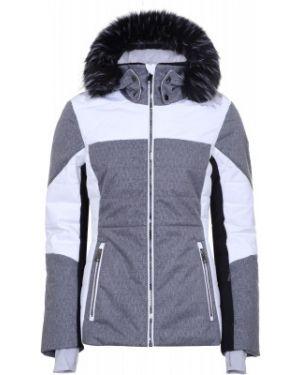 Куртка с капюшоном горнолыжная утепленная Luhta