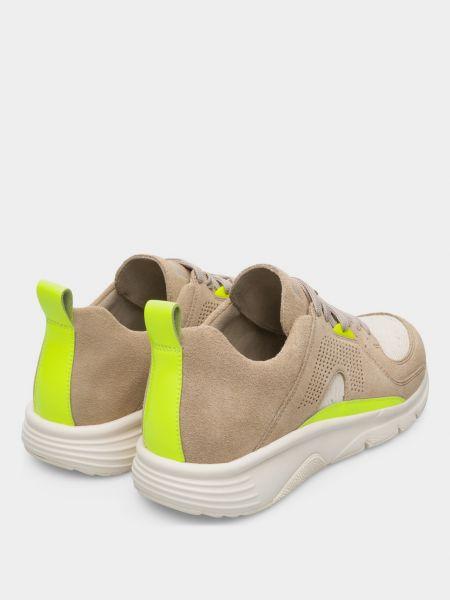 Кожаные кроссовки - бежевые Camper