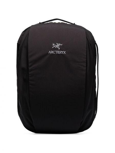 Czarny plecak Arcteryx