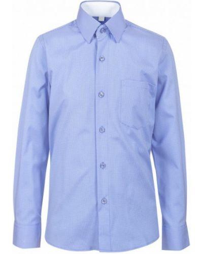 Приталенная хлопковая рубашка с карманами Nota Bene