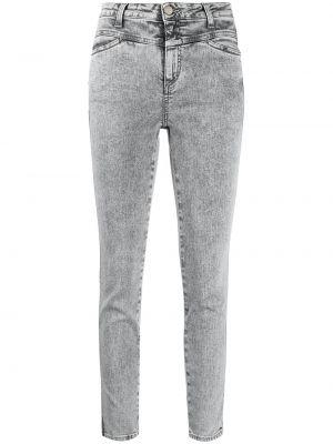 Зауженные джинсы - серые Closed