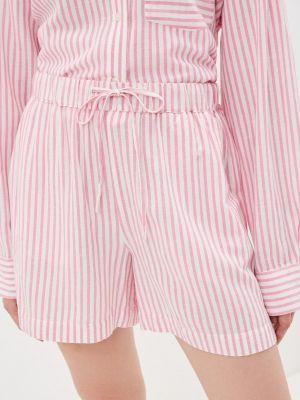Повседневные розовые шорты Mbym