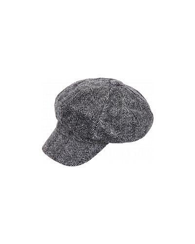 Текстильная кепка - черная каляев