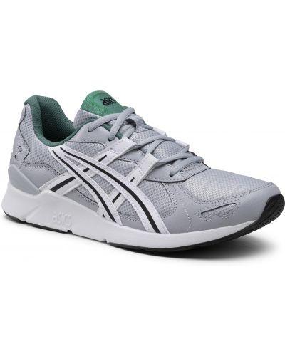Sneakersy - białe Asics