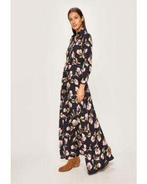 Расклешенное платье макси Answear