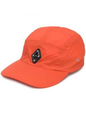 С ремешком оранжевая бейсболка металлическая A-cold-wall*