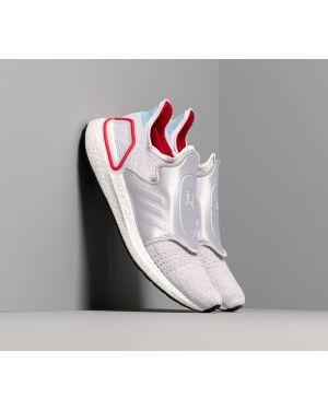 Białe półbuty Adidas Consortium