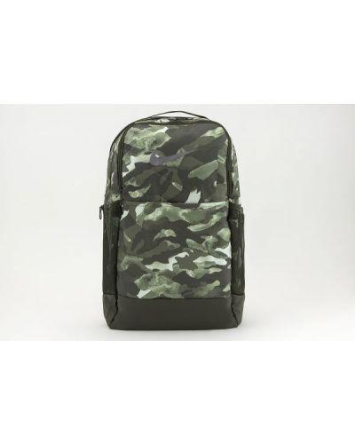 Zielony plecak na laptopa Nike