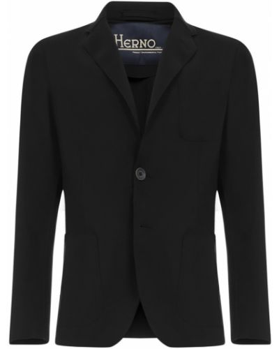 Marynarka elegancka - czarna Herno