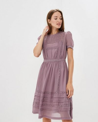 Фиолетовое платье Lusio