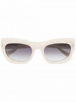 Okulary - białe Gigi Studios