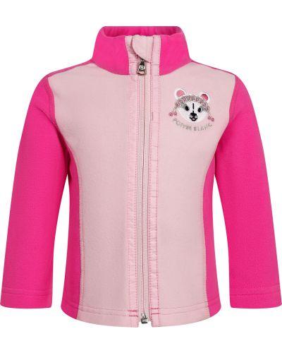 Розовая спортивная толстовка Poivre Blanc