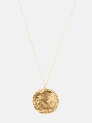 Желтое ожерелье Alighieri