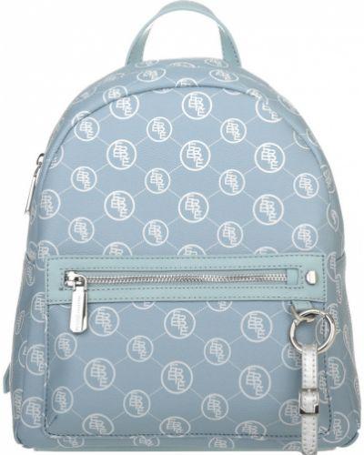 Кожаный рюкзак - голубой Ferre Collezioni
