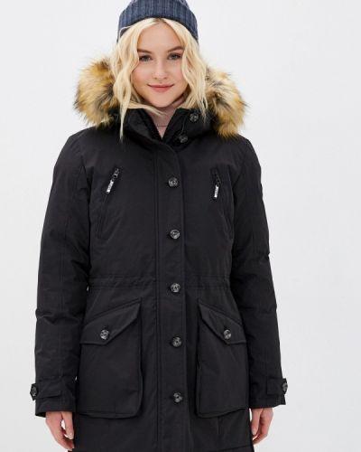 Утепленная куртка - черная Mustang