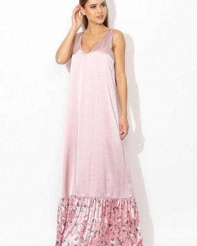 Розовое платье Tutto Bene